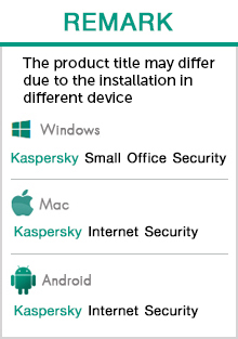 download update kaspersky small office security